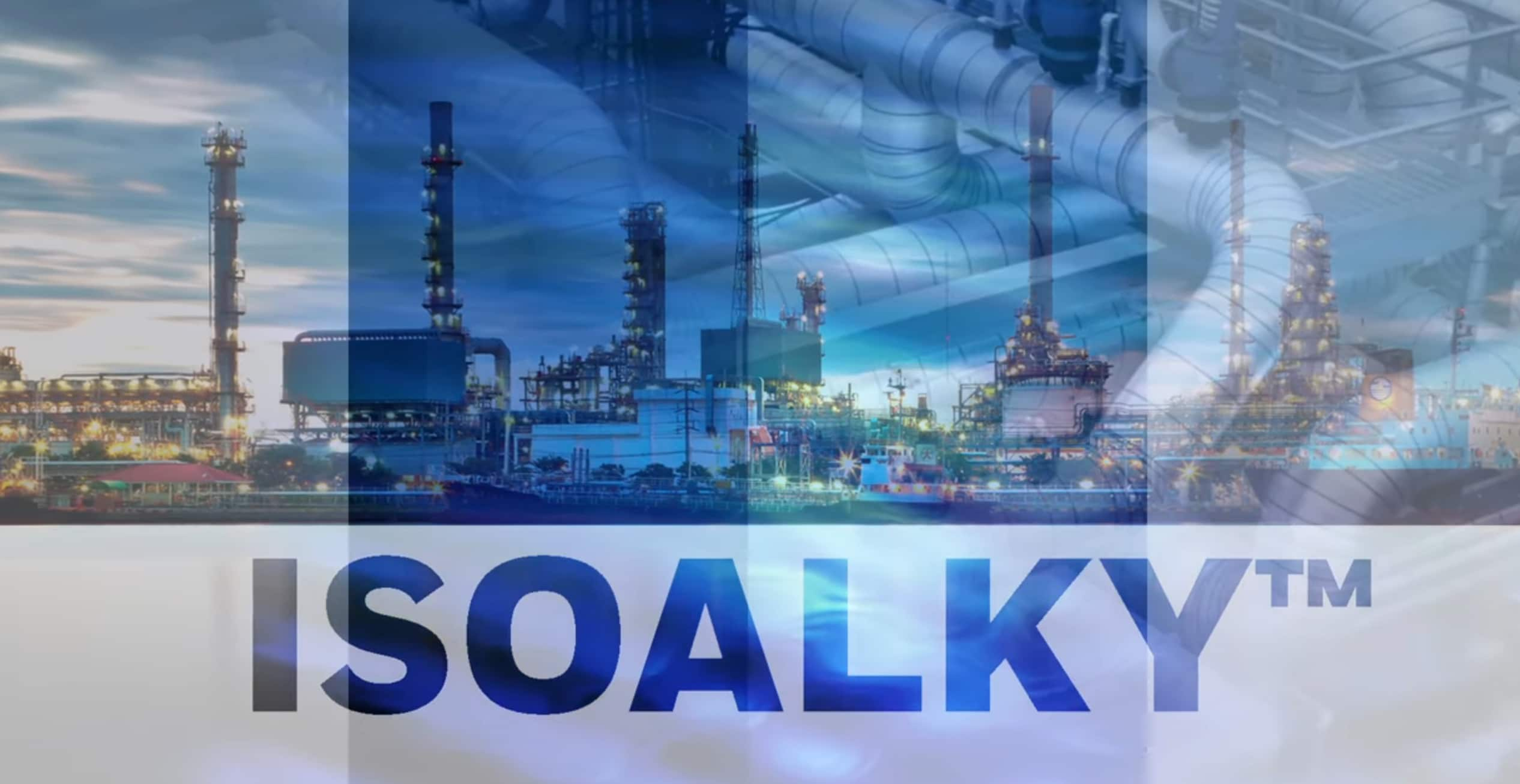 IsoAlky Process Solution