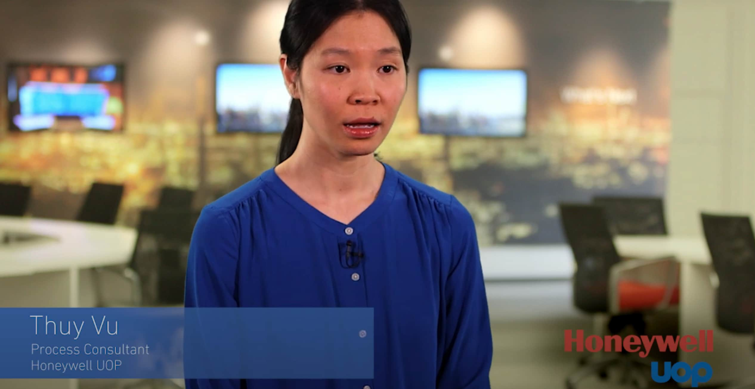 Thuy Vu: How Does the Butamer Process Work?